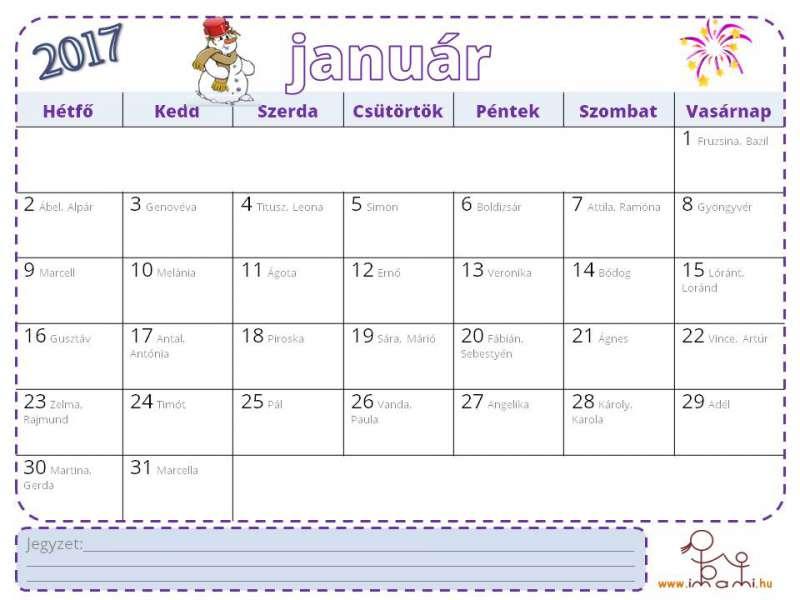 mami naptár 2017. január imami naptár | cegled.imami.hu mami naptár