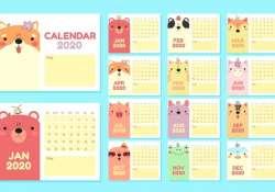 Tervek, időbeosztás, fogadalmak... 60 féle ingyen letölthető naptár, hogy mindennek legyen helye