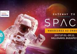 Ismét itt a Gateway to Space