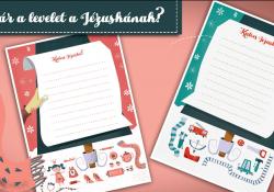Megírtátok már a levelet a Jézuskának?