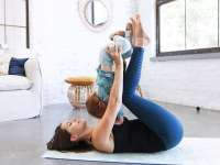 Jóganegyedóra - online babás jóga