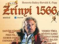 Zrínyi 1566 - A Fejedelem: melyik előadásra nyernél páros belépőt?